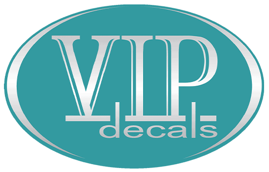 VIPdecals logo